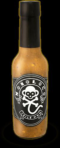 Chile Monoloco Botella de Salsa Picante XXX