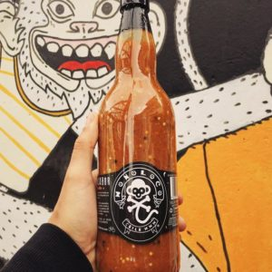 Monoloco, xxx hot sauce, 750ml